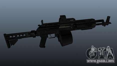 Artillero táctico AK-47 para GTA 4 tercera pantalla