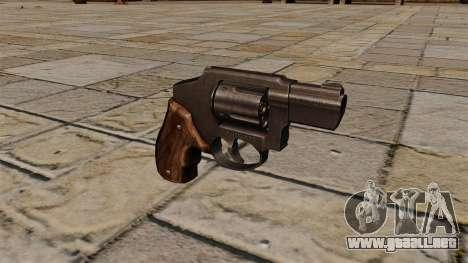 Revólver 38 especial apodó. para GTA 4