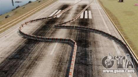 Airport RallyCross Track para GTA 4 tercera pantalla