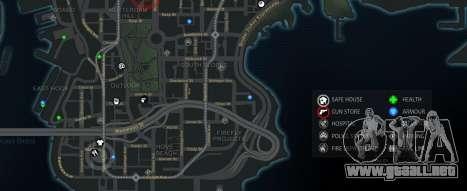 CG4 Radar Map v1.1 para GTA 4