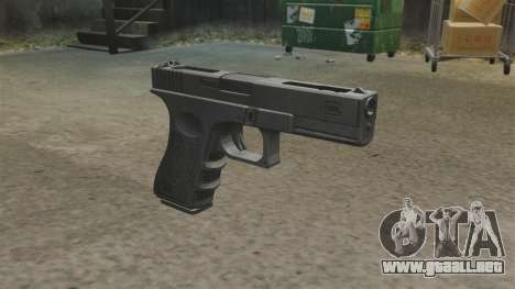 Auto Glock 18C MW2 para GTA 4