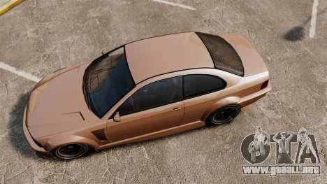 Sentinel RS para GTA 4 visión correcta