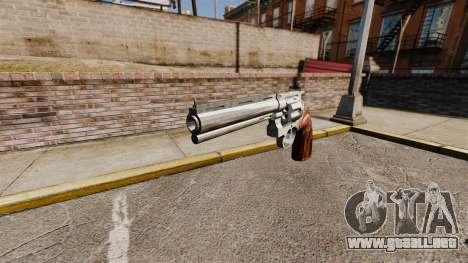 Revolver Colt Python para GTA 4