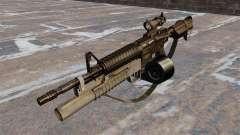 Automático carabina M4 C-Mag