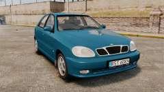 Daewoo Lanos PL 2001