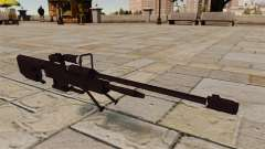 Rifle de francotirador de Halo para GTA 4