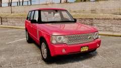 Range Rover TDV8 Vogue para GTA 4
