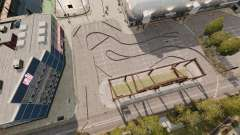 River Side Drift Track para GTA 4