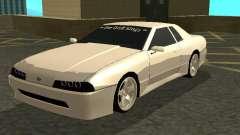 Elegy TDK-The Drift Kings para GTA San Andreas