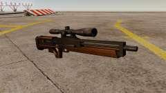 El rifle de francotirador Walther WA 2000