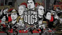 Arranque pantalla Sleeping Dogs