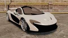 McLaren P1 2014 para GTA 4
