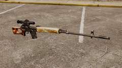 V1 de rifle de francotirador Dragunov