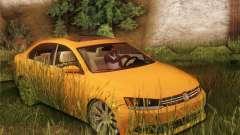 Volkswagen Vento 2012 para GTA San Andreas