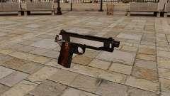 Pistola Colt 1911 Snake Eater para GTA 4