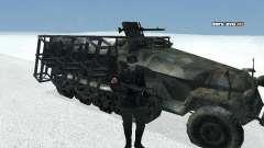 SdKfz 251 para GTA San Andreas