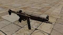 Subfusil MP5 negro acosador