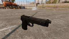 Pistola Beretta M9 para GTA 4