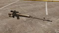 Dragunov sniper rifle v2