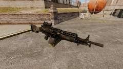 Ametralladora ligera de FN Mk 46