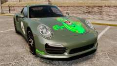 Porsche 911 Turbo 2014 [EPM] Ghosts para GTA 4