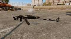 Ametralladora Kalashnikov ligera para GTA 4