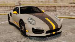 Porsche 911 Turbo 2014 [EPM] TechArt Design para GTA 4