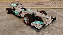 Mercedes AMG F1 W04 v6
