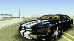 Dodge Charger DUB para GTA San Andreas