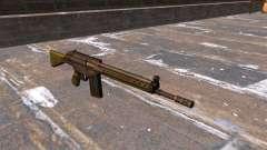 Fusil automático HK G3 para GTA 4