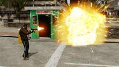Balas explosivas para GTA 4