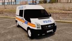 Ford Transit 2013 Police [ELS]