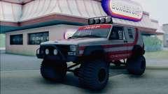 Jeep Cherokee 1984 Sandking