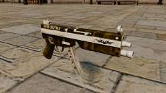 La metralleta MP5 Head Crusher para GTA 4