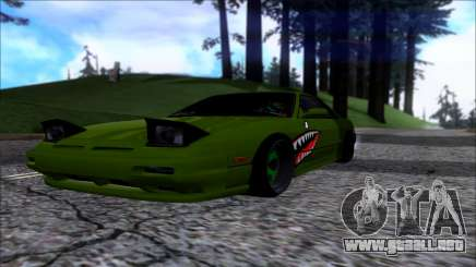 Nissan Onevia Shark para GTA San Andreas