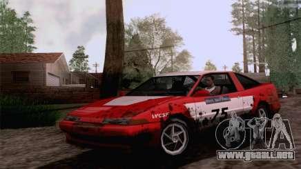 Uranus Rally Edition para GTA San Andreas