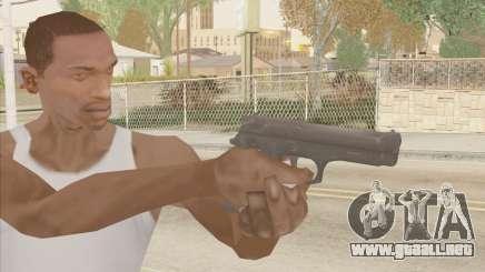 Pistola Stechkin para GTA San Andreas