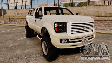 GTA V Vapid Sandking SWB 4500 para GTA 4