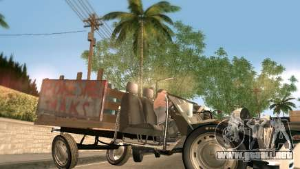 Citroen 2CV (Diana) para GTA San Andreas