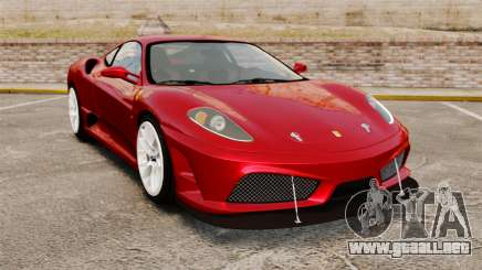 Ferrari F430 Scuderia 2007 para GTA 4
