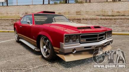 Sabre RS para GTA 4