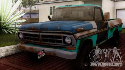 Ford F-150 Old Crate Edition para GTA San Andreas