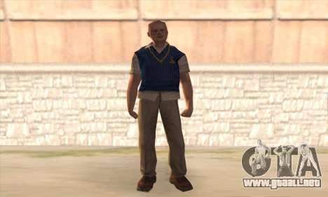 Jimmy Hopkins para GTA San Andreas