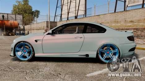 BMW M3 GTS Widebody para GTA 4 left