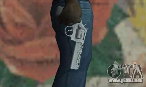 Silver Absolver para GTA San Andreas tercera pantalla