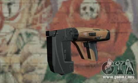 Manhunt Nailgun para GTA San Andreas