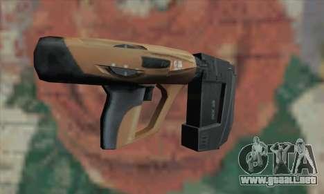 Manhunt Nailgun para GTA San Andreas segunda pantalla