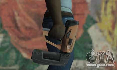 Manhunt Nailgun para GTA San Andreas tercera pantalla