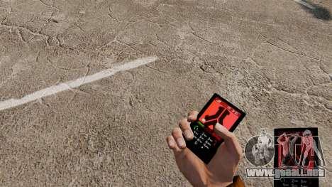 El tema para el teléfono Defqon para GTA 4