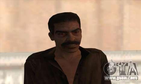 Madžin v5 para GTA San Andreas tercera pantalla